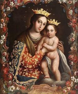 Nuestra Señora del Refugio de Pecadores.