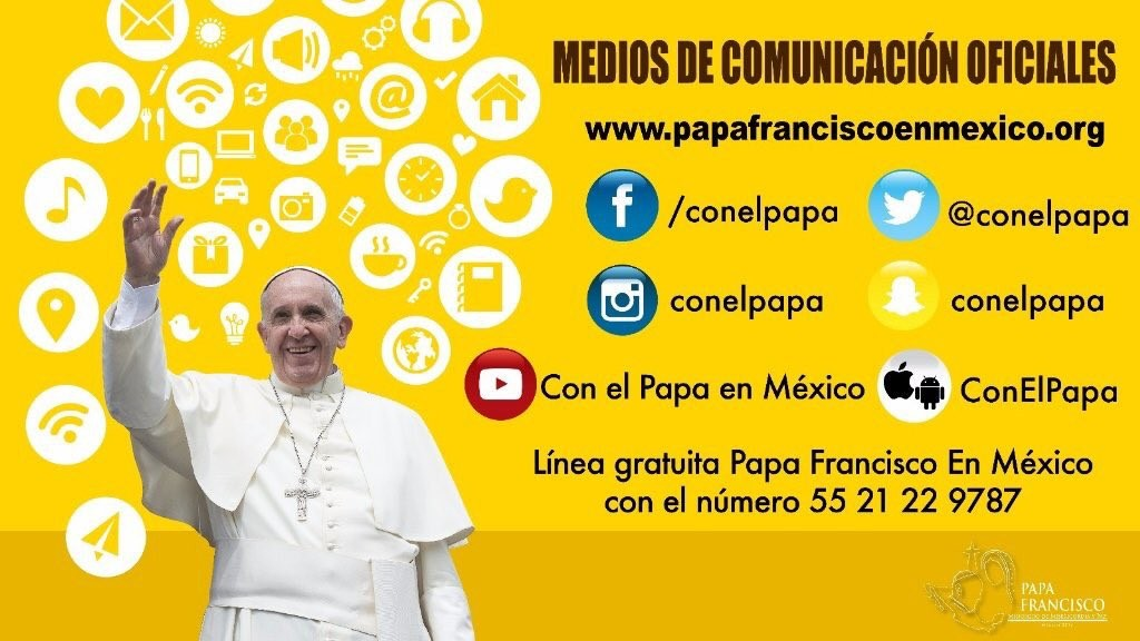 redes papa mx