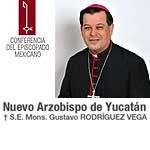 S.E.R. Mons. Gustavo RODRÍGUEZ VEGA